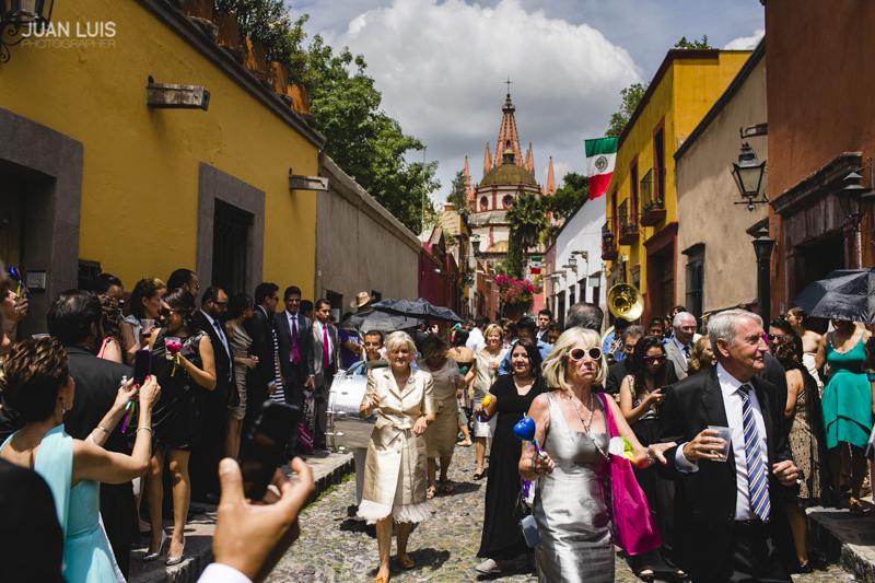 Adriana + Borja | Boda San Miguel de Allende | Hotel Real de Minas | San Miguel Arcangel