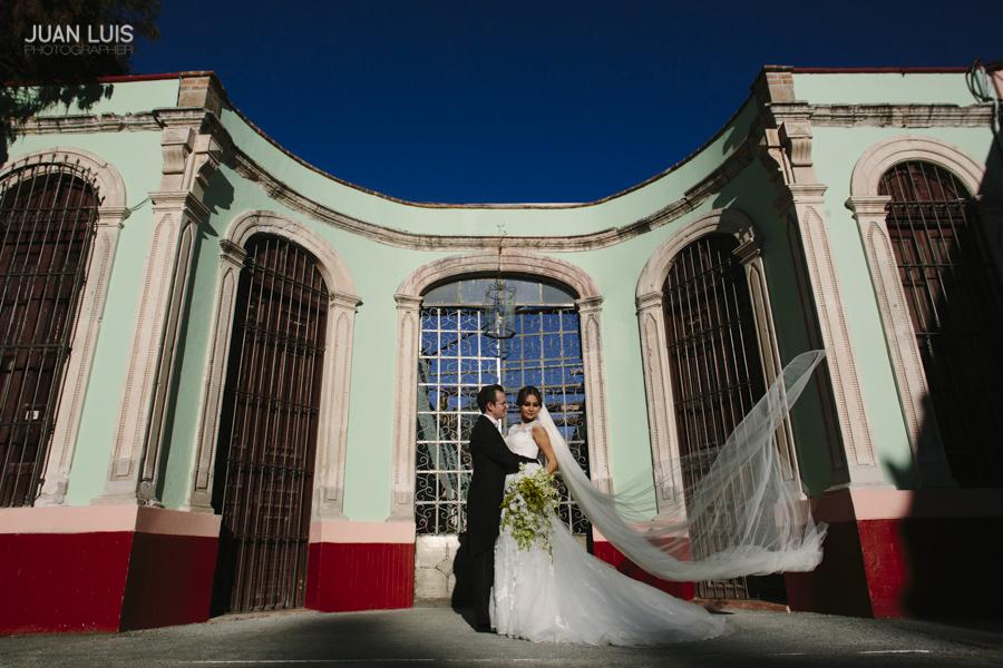 Boda Aguascalientes | Andrea + Juan Pablo | Salón de Locomotoras