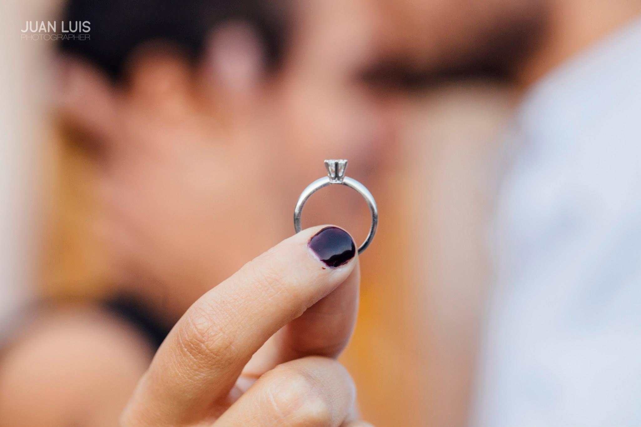 She said yes! | Moyra + Pedro | Jardín del Encino