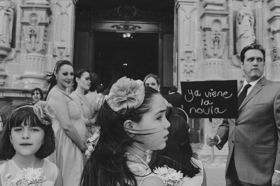 Templo de la Merced | Salon de Triana | Gina + Alex