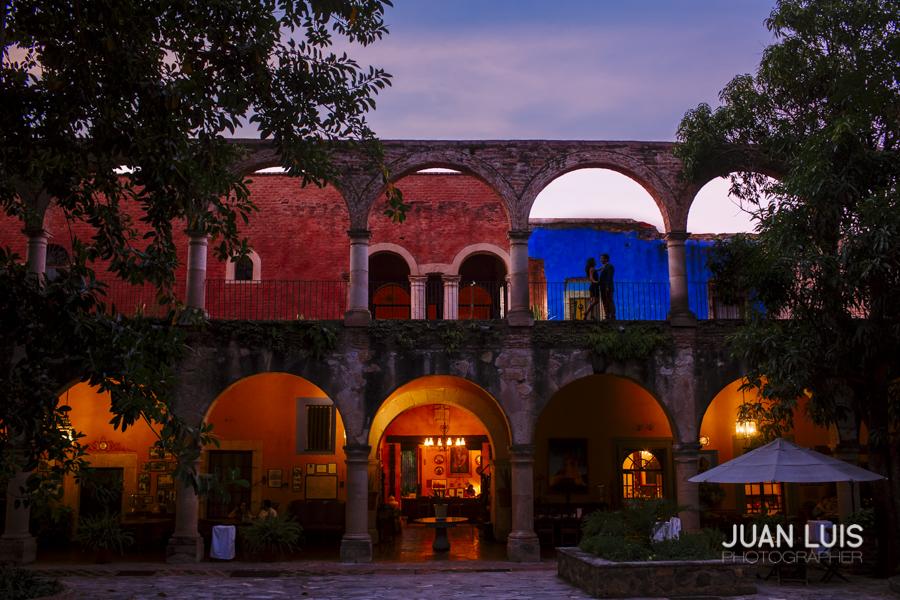 Hotel Hacienda del Carmen | Marce + Juan Carlos
