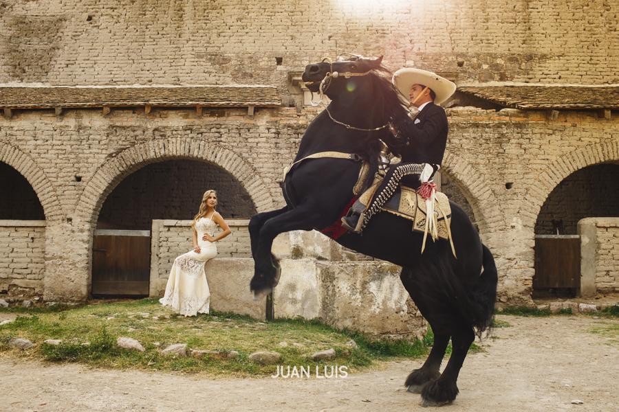 Hacienda Cienega de Mata | Sesion Casual | Viviana + Jose Manuel