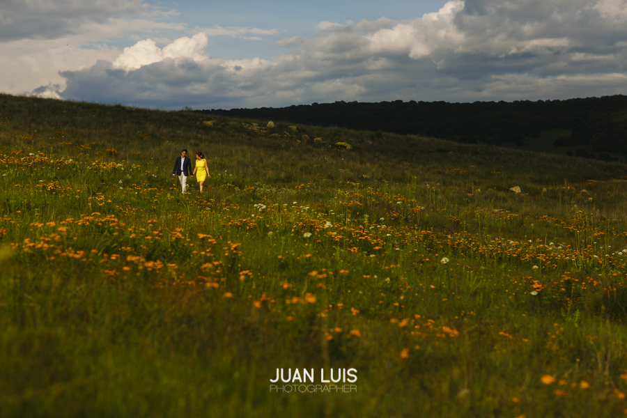 Sierra de los Lobos | Hotel | Sesion/Civil