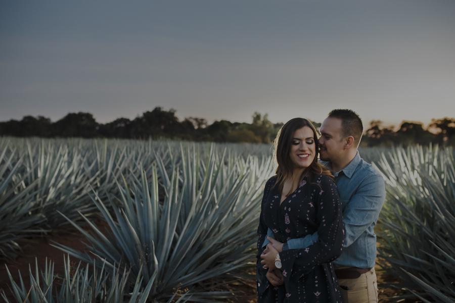 Sesion Arandas | Valeria + Jose Luis