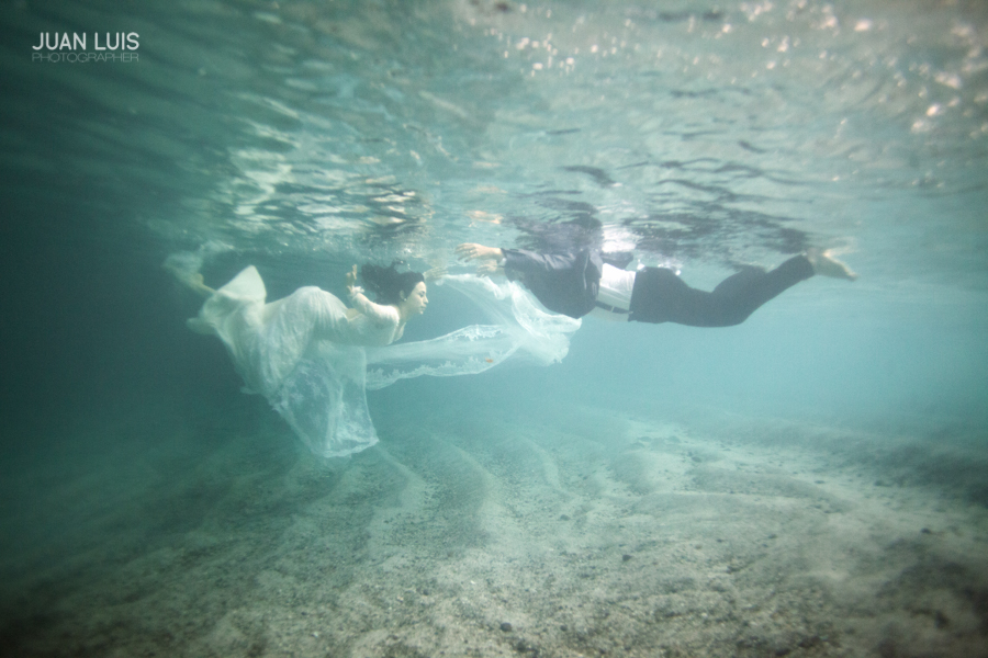 Trash the Dress | Islas Marietas, Puerto Vallarta